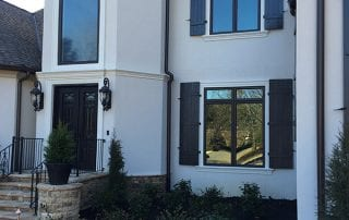 Exterior Windows Installation in Chattanooga