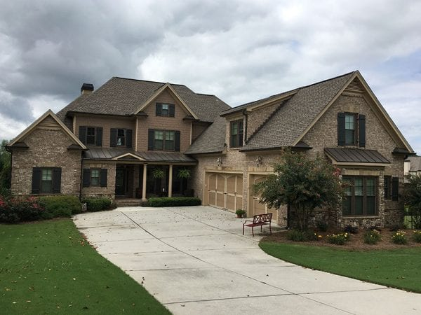Windows And Siding Installed On Chattanooga Home