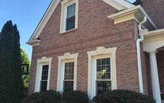 Windows installed At Chattanooga Home