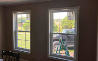 Dining Room Window Installation By The Window Source