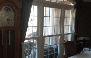 Dining Room Window Installed In Chattanooga