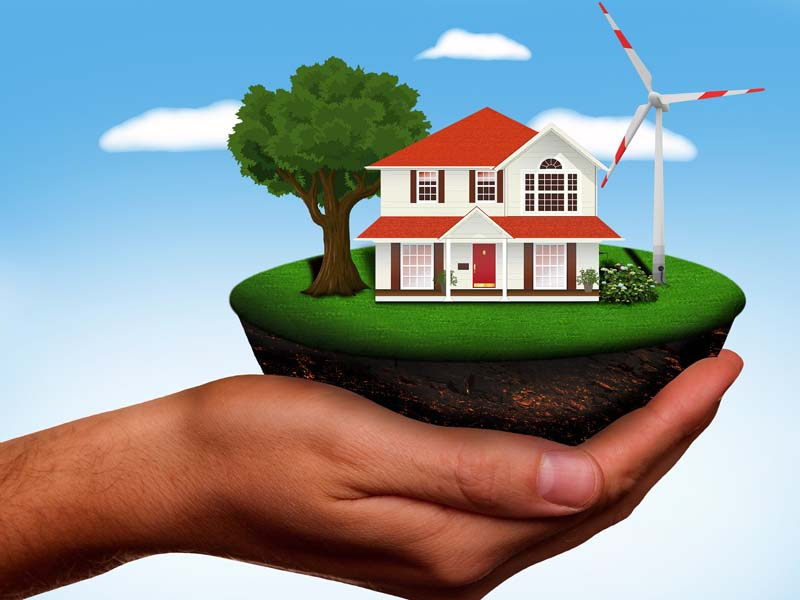 Energy efficiency upgrades for homes